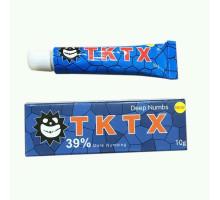 TKTX Blue 39% (Крем для обезболивания)