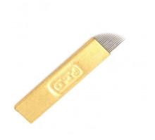 Игла для микроблейдинга 14 pin PCD