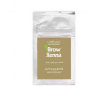 BrowXenna, Хна для бровей «Блонд» №201, 6 г