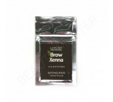BrowXenna, Хна для бровей «Блонд» №205, 6 г