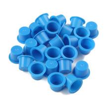 Колпачки для пигмента (синие)