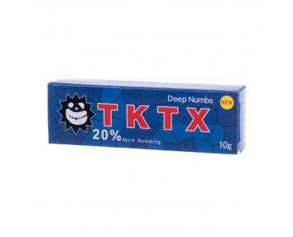 TKTX Blue (Крем для обезболивания)