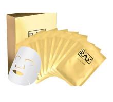 RAY Facial Mask Gold / Омолаживающая маска для лица