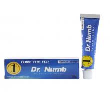 Dr. Numb  blue